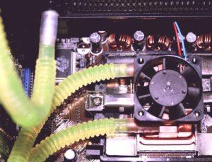 liquid cooling